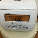 東芝 3合 ダイヤモンド銅コート釜熱伝導タイプ