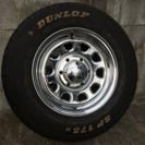 200系ハイエース  タイヤホイールセット
