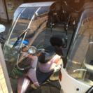 バイクの屋根をカスタムオーダーで製作します。