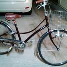 ブリヂストン製自転車