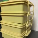 タッパーウェアー  お弁当箱