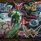 仮面ライダーWのパズル(裏面お絵かきボード)