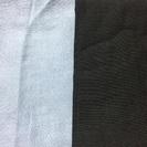 ★特価★ はぎれ ダブルガーゼ 2種セット 黒+ブルー