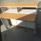 カウンターテーブル収納棚