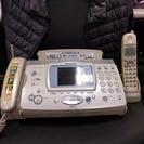 Panasonic FAX電話機(子機付き)