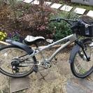 「交渉中」子供用24インチマンティング自転車