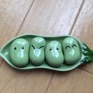 えんどう豆の箸置き  4人分 新品未使用