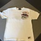 最終値下げ‼️値下げ‼️VANSON Tシャツ ホワイト M〜L...