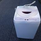 【中古】 SHARP 全自動洗濯機 5.5kg  ES-FG55...