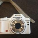 PENTAX デジタルカメラ Optio I-10 パールホワイト...