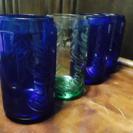 コカコーラ ガラスコップ 【4種類】