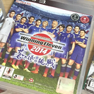 PS3 ソフト  ウィニングイレブン2014
