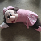 ミニーちゃん 抱き枕・ぬいぐるみ