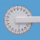 マールサシ 曲線計測回転式定規(回転式メジャー)