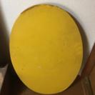 楕円形 折りたたみ式 テーブル