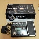 【ジャンク扱い動作品】ZOOM G2.1Nuギター用マルチエフェクター