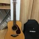 YAMAHA アコースティックギター カバー付き