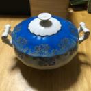セーエー陶器製瀬戸焼お茶菓子入れ