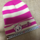 マリーちゃんニット帽