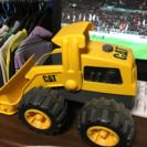 キャタピラーの模型おもちゃ