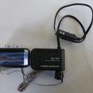 インバーター(70W)USBソケット付きと3連スイッチ付きシガー...