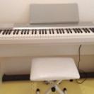 カシオ Privia px-150デジタルピアノ(新古 美品)送料...