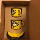 ミシェランのカップ、ソーサー