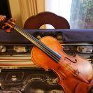 バイオリン・ビオラ弾いてみませんか?生徒さん募集!!(  ̄▽ ̄)