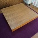 【引取のみ】広松木工リビングテーブル3年半使用
