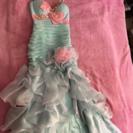 カワイイ〜ドレスです。