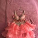 カワイイ〜ドレスです
