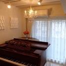 ウクレレレッスン.ピアノレッスン.生ピアノでカラオケなどなど楽しい...