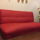 ソファベッド セミダブルサイズ 3000円