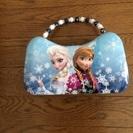 アナと雪の女王の缶ケース