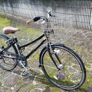 ミヤタ セミクロスバイク型自転車