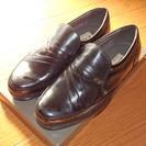 紳士用 革靴 未使用 24.5cmEEE (2)