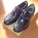【取引中】紳士用 革靴 未使用 24cmEEEE (3)
