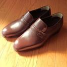 紳士用 革靴 未使用 24cmEEEE (4)
