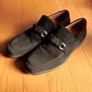 紳士用 革靴 少々使用 24.5cmEEE (5)