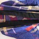 1000円引き!希少な紬のねんねこ。絹。いま、1980円。