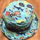 かわいい♡OLDNAVEの動物柄の帽子12mー18m