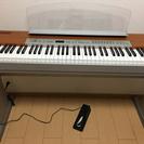 超美品 ヤマハ電子ピアノ 付属品も完備
