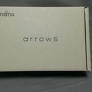 【新品未開封】FUJITSU arrows M02 ブラック S...