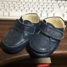 赤ちゃん用0歳児上履き13センチ