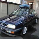 VW ゴルフⅢ GLi 20thアニバーサリー車