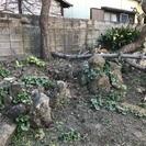 【無料】【千葉県鴨川市】庭園の石を差し上げます。