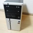 【受付終了】Linux デスクトップPC一式 届いたらすぐ使えます!