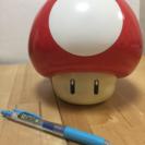 (値下げ)1UPキノコ貯金箱(赤)