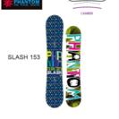 phantom slash 153cm スノーボード 板
