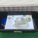 子供用プールセット(ホース、ケース、ポンプ付)